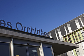 Les ORCHIDEES (EHPAD)